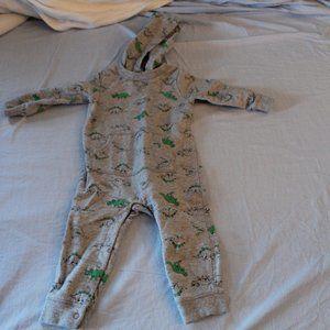 Boy's play suit